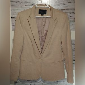 Kenneth Cole Select Women's Large Cream Blazer